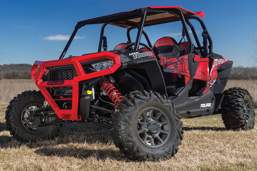 Battle Armor Polaris RZR Accessories
