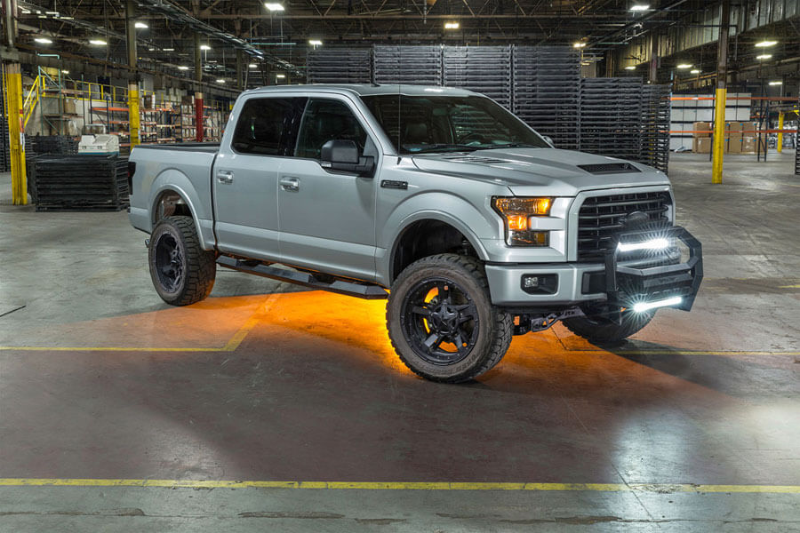 Battle Armor Ford Truck Accessories