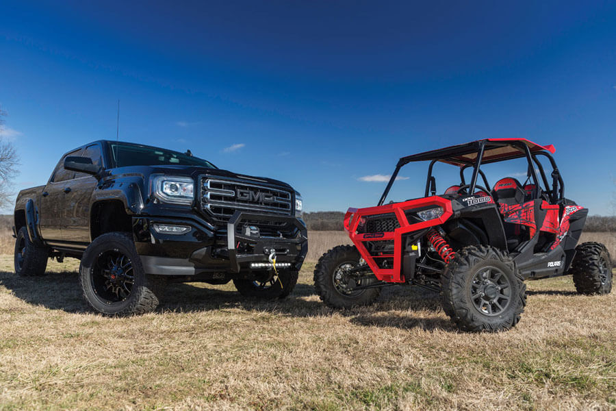 Battle Armor Heavy-Duty Acessories for your Pickup Truck and UTV
