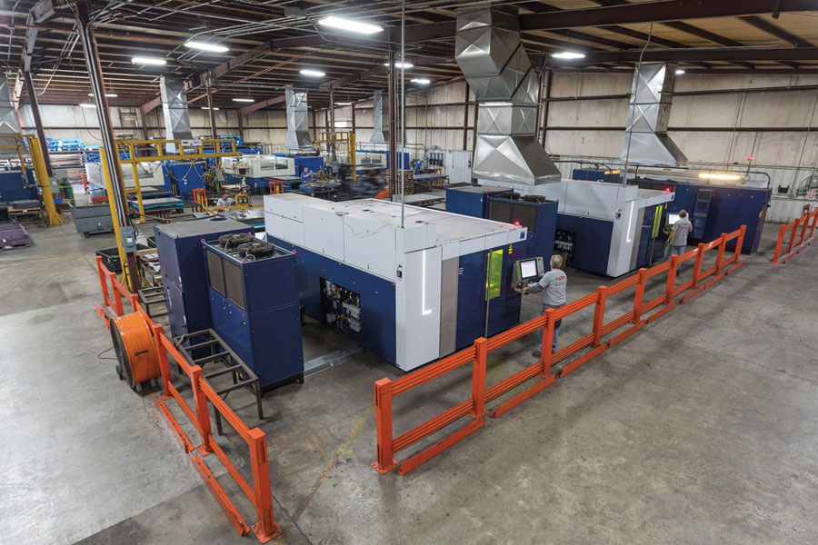 Battle Armor utilizes advanced laser and plasma-cutting equipment, automated benders and robotic welders that produce legendary strength and performance