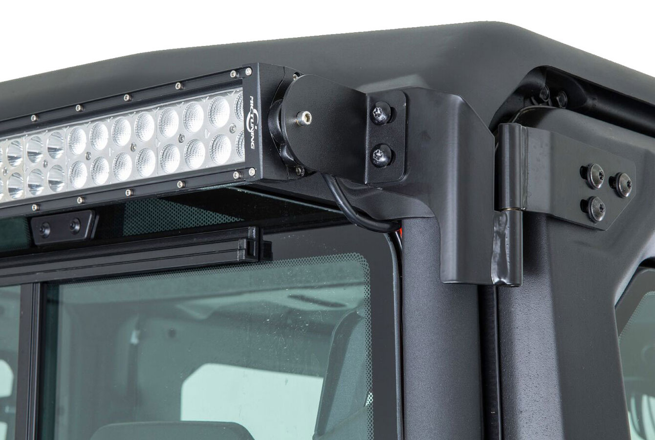 2016+ DEFENDER REAR STRAIGHT BRACKETS