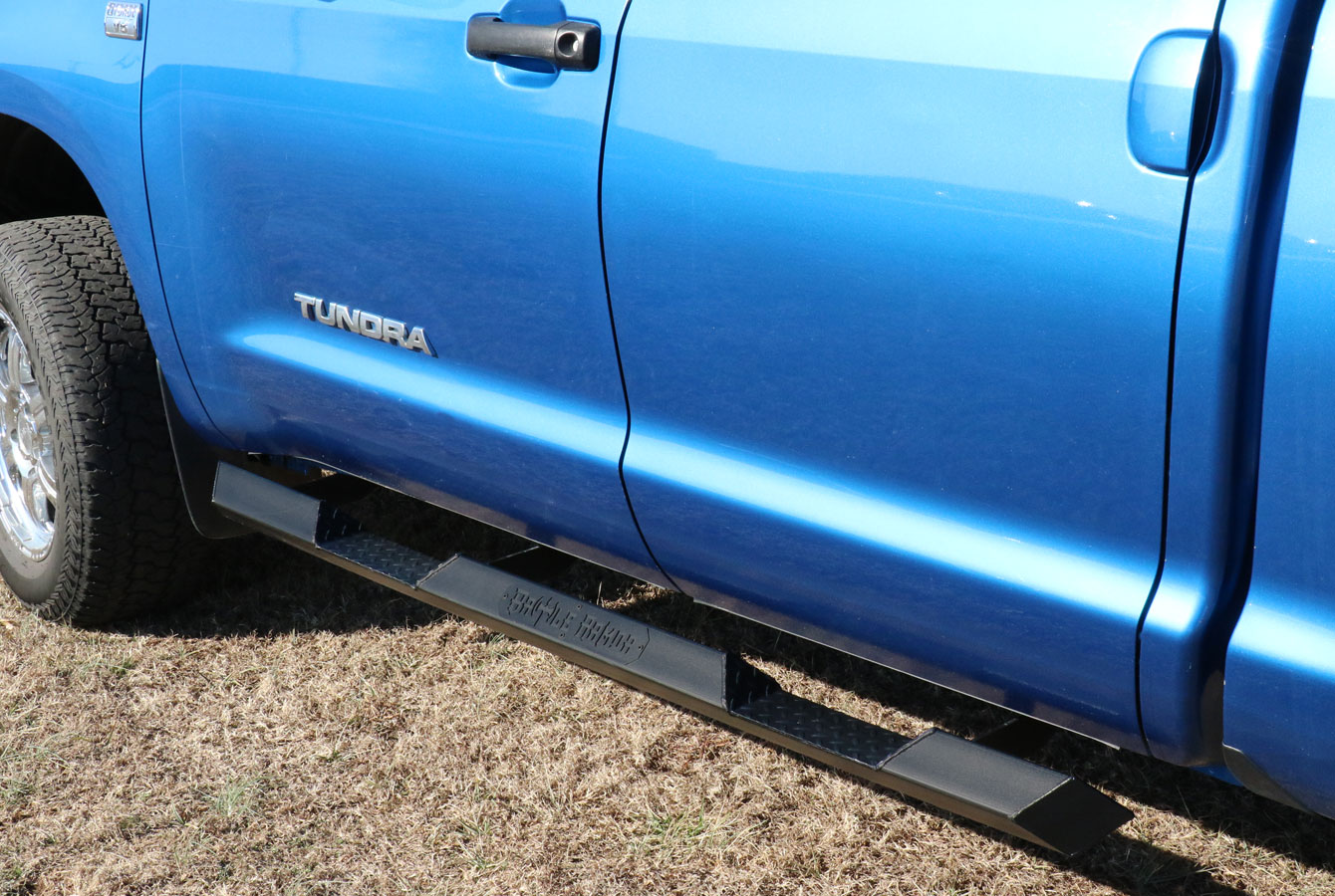 2007-2017 TUNDRA DBL CAB SIDE STEPS