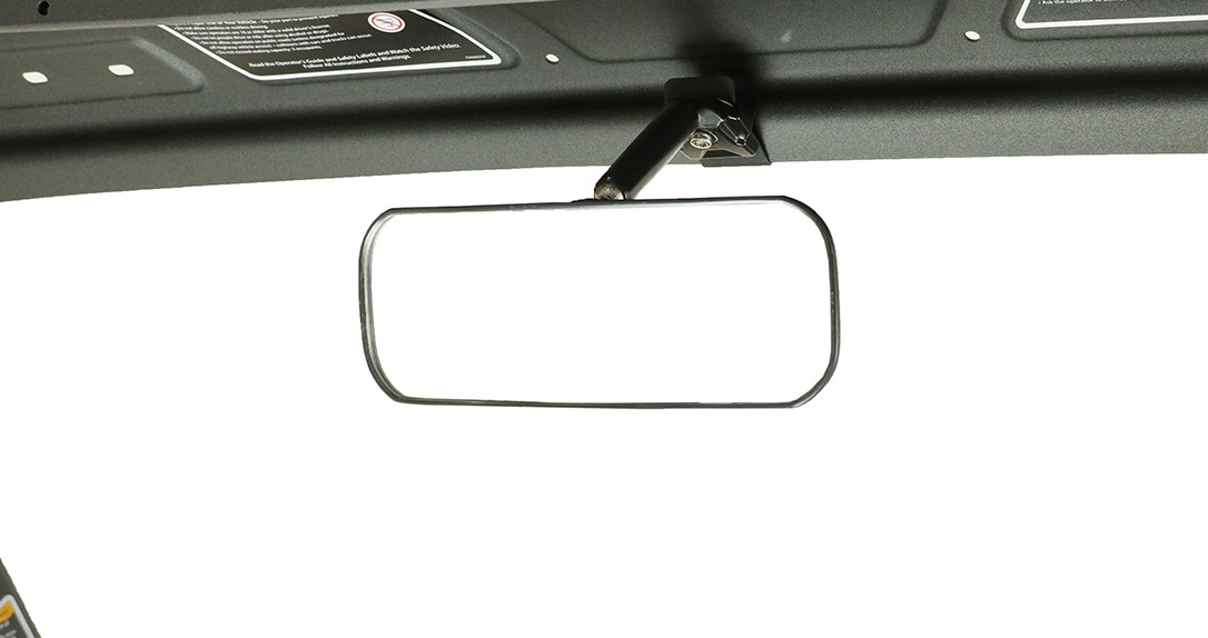 Polaris/Can Am Rearview Mirror